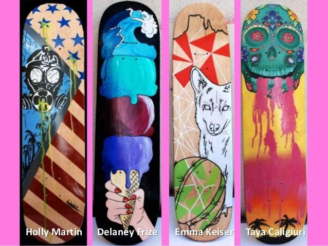 OLu Skateboard Design