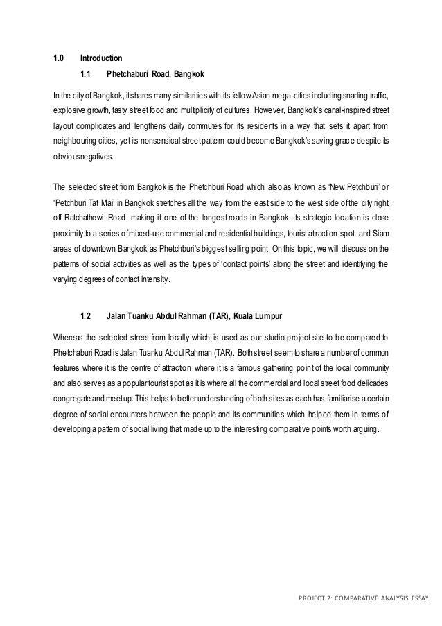 Sk comparative analysis essay