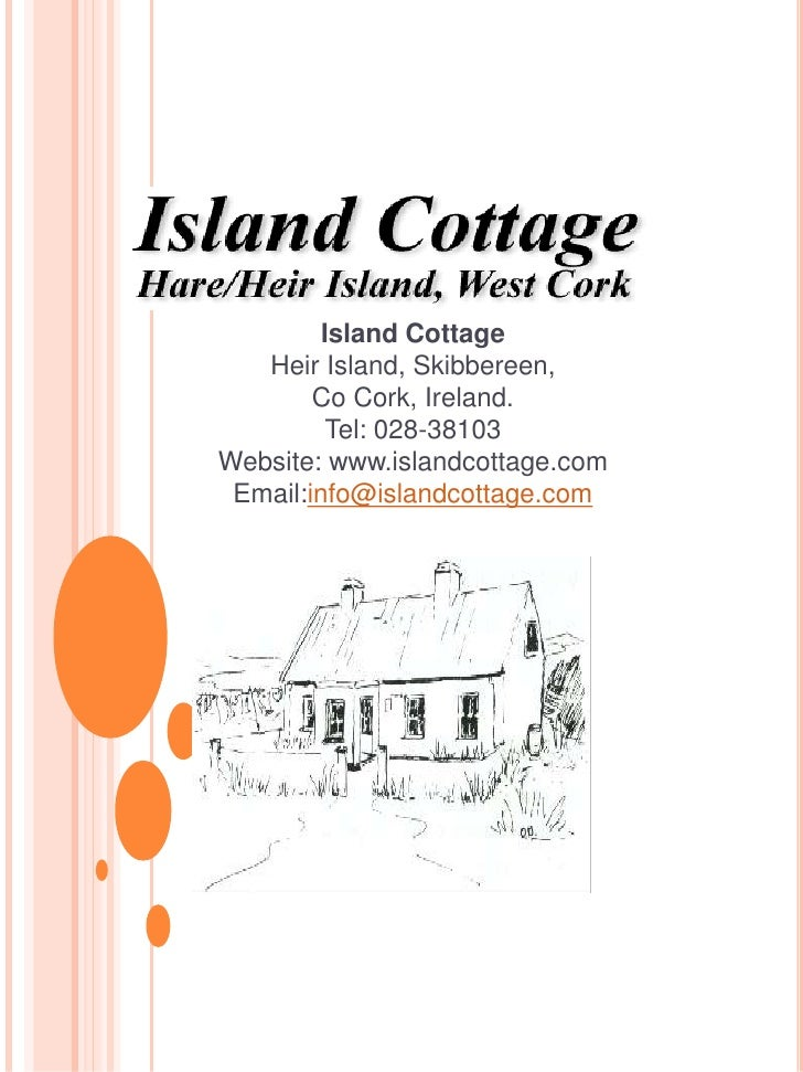 Skeaghanore Duck/Island Cottage