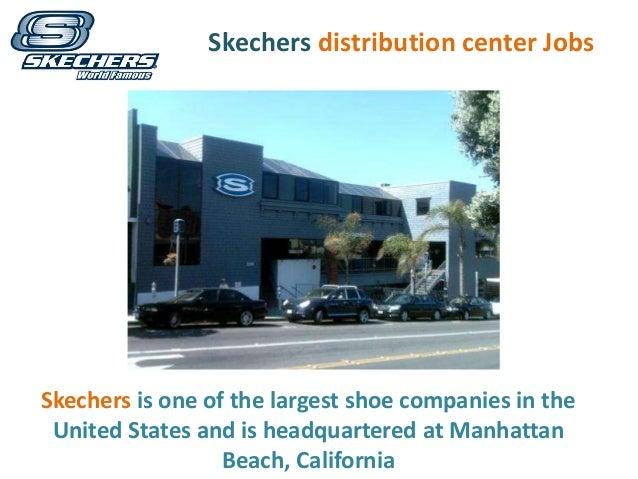 Skechers Distribution Center Moreno Valley