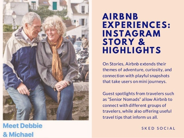How Airbnb's 'Experiences' Took Over Instagram - Sked Social