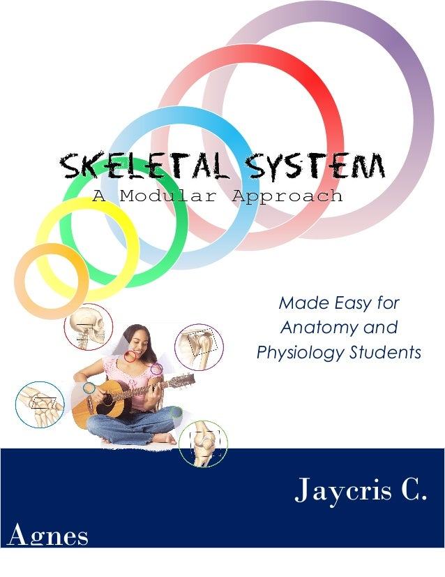 Jaycris C. Agnes Made Easy for Anatomy and Physiology Students
