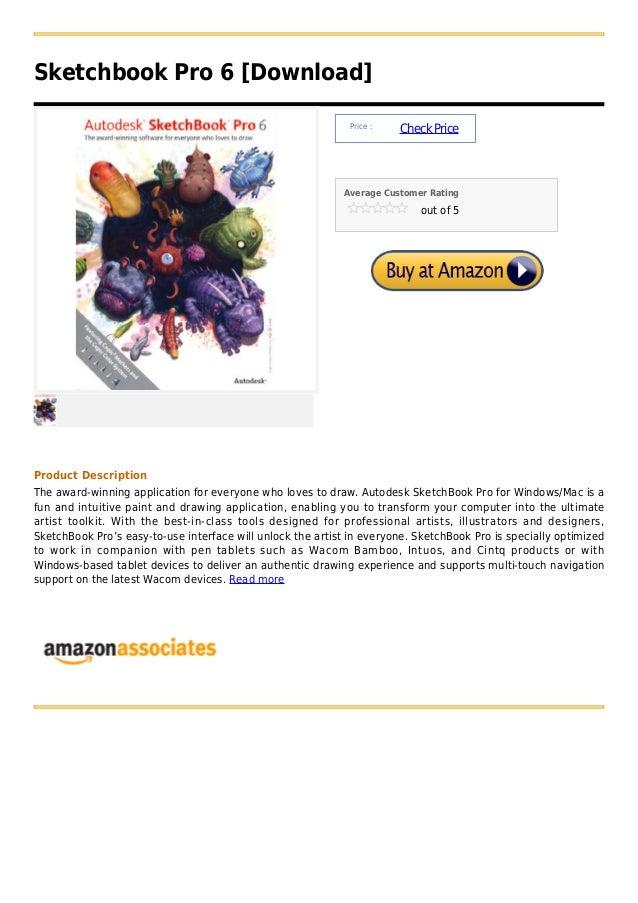 Sketchbook Pro 6 [Download]                                                             Price :                           ...