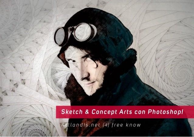 Sketch e Concept Arts con Photoshop - references (part 1)