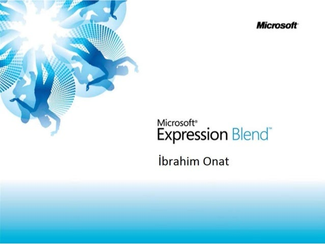 Microsoft Expression Blend is a user interface designtool developed and sold by Microsoft for creatinggraphical interfaces...