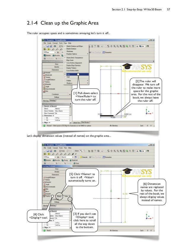 Finite Element simulations With ansys workbench 12 bt