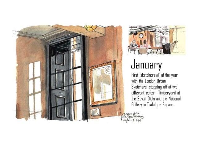 Sketching london 2014 by lis watkins 2 Slide 2