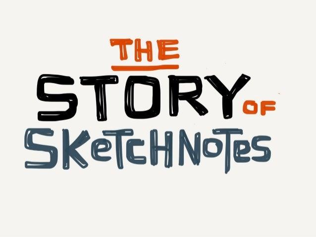 The Sketchnote Mini-Workshop Slide 3