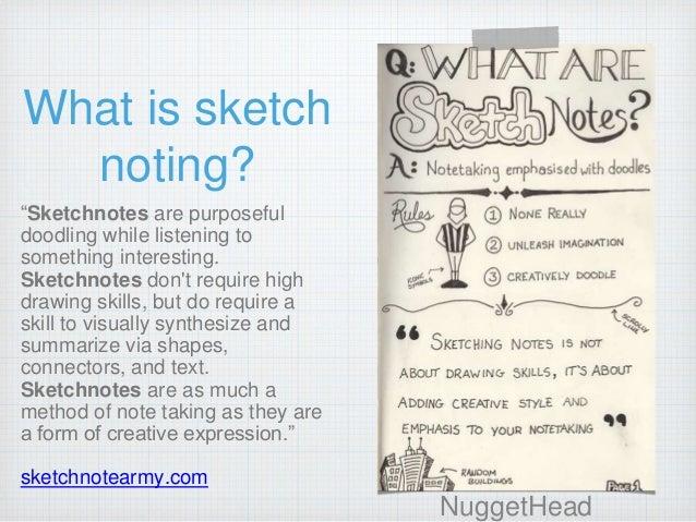Sketchnoting for beginners #pracped16 Slide 3