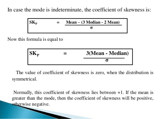 BOWLEY COEFFICIENT OF SKEWNESS PDF DOWNLOAD