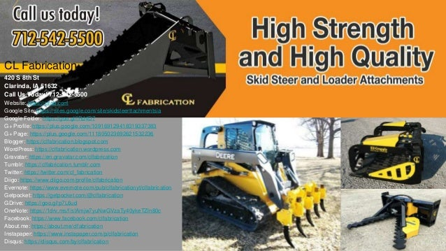 Skid Steer Quick Attach