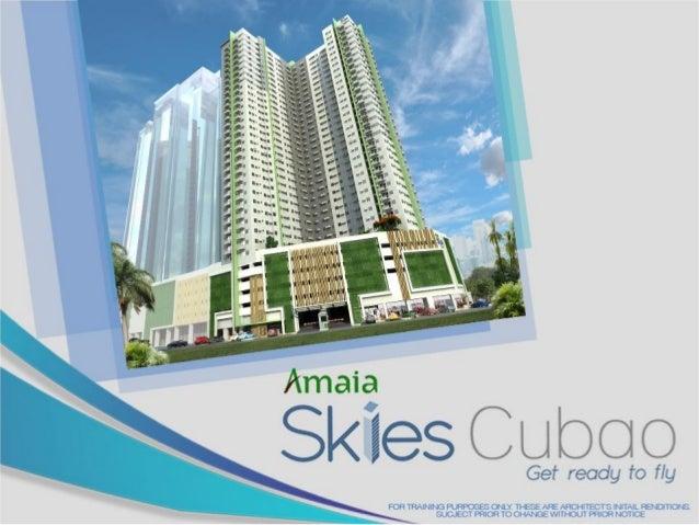 Amaia Skies Cubao