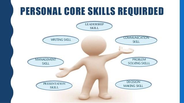 Skill development for personal excellence slideshare