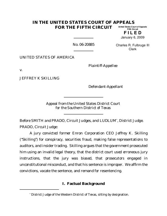 * District Judge of the Western District of Texas, sitting by designation. IN THE UNITED STATES COURT OF APPEALS FOR THE F...