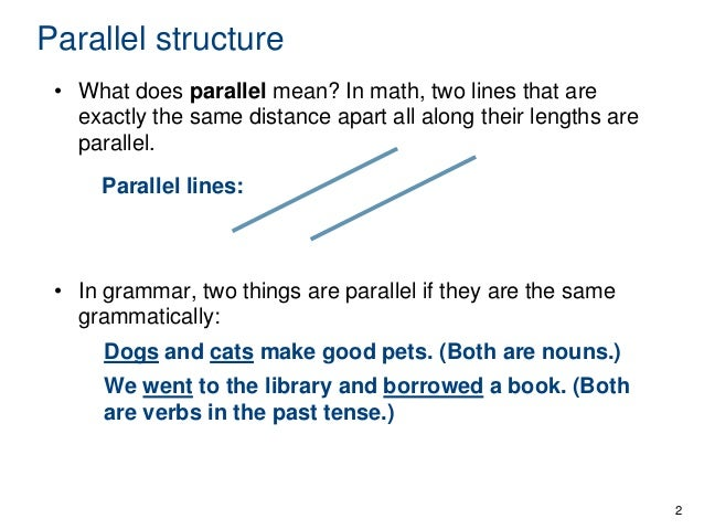 Skills 24 26 parallel structure – Parallel Structure Worksheet