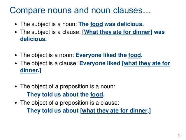 Skills 9 10 Noun Clauses