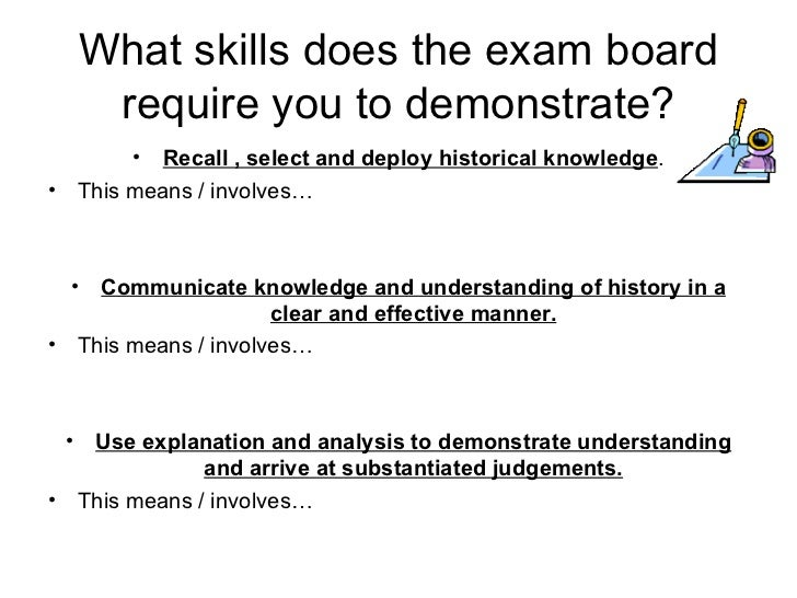 Skills Booklet Unit 1 As History