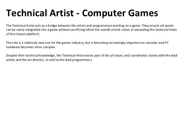 Project Manager / Producer -Computer GamesThe Project Manager is responsible for ensuring the successful delivery of a gam...
