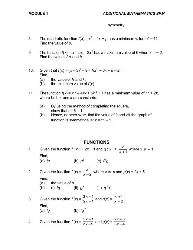 Skills in add maths 21 ccuart Image collections