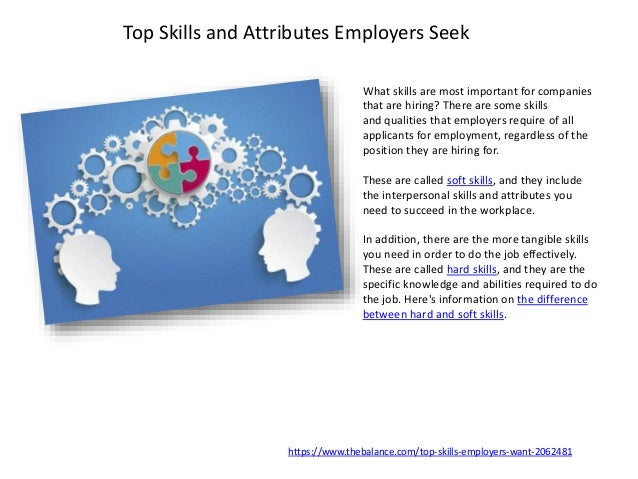 top skills employers want - Saman.cinetonic.co