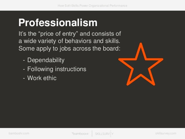 7 Ways Soft-Skills Power Organizational Performance Slide 24