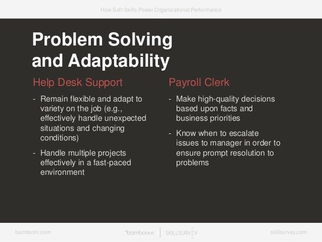 7 Ways Soft-Skills Power Organizational Performance Slide 29
