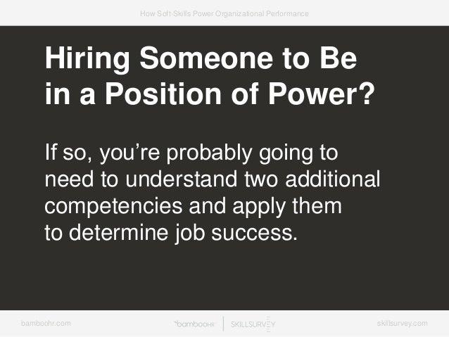 7 Ways Soft-Skills Power Organizational Performance Slide 32