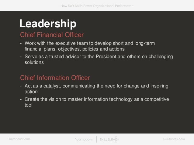 7 Ways Soft-Skills Power Organizational Performance Slide 35