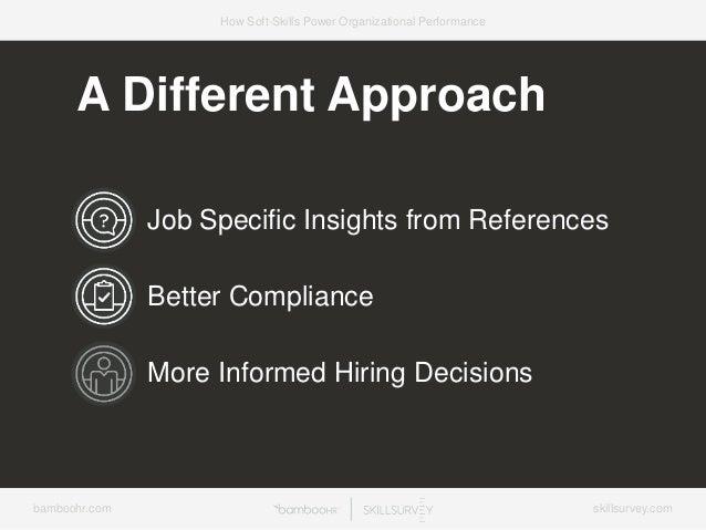 7 Ways Soft-Skills Power Organizational Performance Slide 41