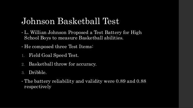 stroup basketball test 3