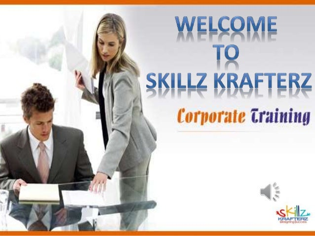 About Skillz Krafterz  • Skillz Krafterz offers an Internationally Accredited Soft Skills Training  Programs to Individual...