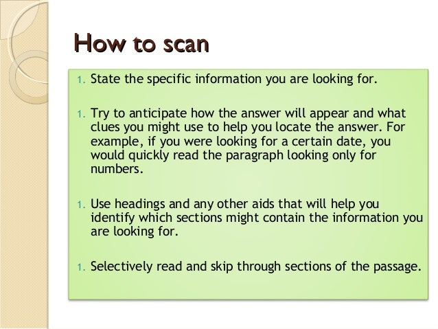 dating scan info