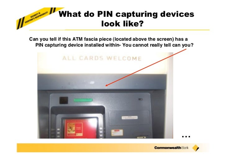 how to work an atm