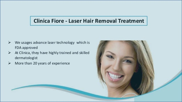 Acne Scar Treatment Clinica Fiore - Laser Hair Removal Treatment  We usages advance laser technology which is FDA approve...