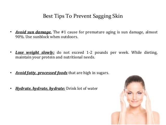 skin tightening tips