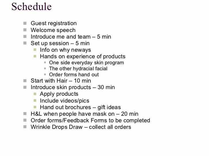 Schedule <ul><li>Guest registration  </li></ul><ul><li>Welcome speech </li></ul><ul><li>Introduce me and team – 5 min </li...