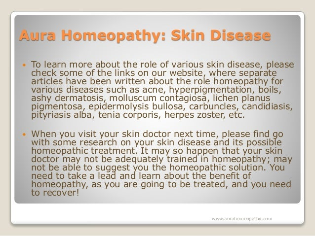 Homeopathic Skin Doctor Delhi | NCR | India