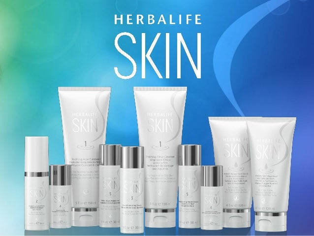 Herbalife Skin Product usage Detail