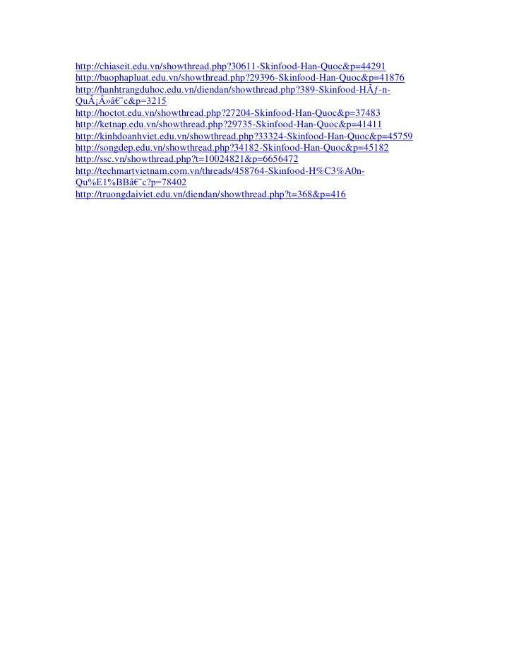http://chiaseit.edu.vn/showthread.php?30611-Skinfood-Han-Quoc&p=44291http://baophapluat.edu.vn/showthread.php?29396-Skinfo...