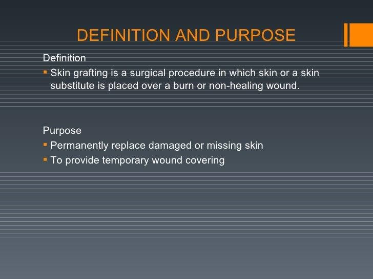 Skin grafting full Slide 2