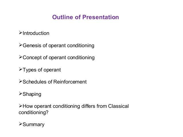 Skinner operant conditioning Slide 2