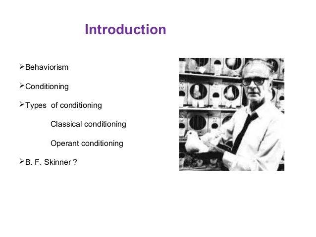 Skinner operant conditioning Slide 3