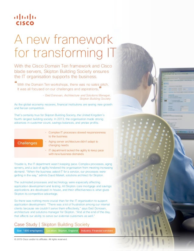 A new framework for transforming IT As the global economy recovers, financial institutions are seeing new growth and fierc...