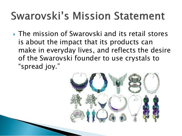 swarovski swot Swarovski elements swot analysis profile additional information what is a swot analysis it is a way of evaluating the strengths, weaknesses, opportunities, and threats that affect something see wikiwealth's swot tutorial for help remember, vote up the most important comments.