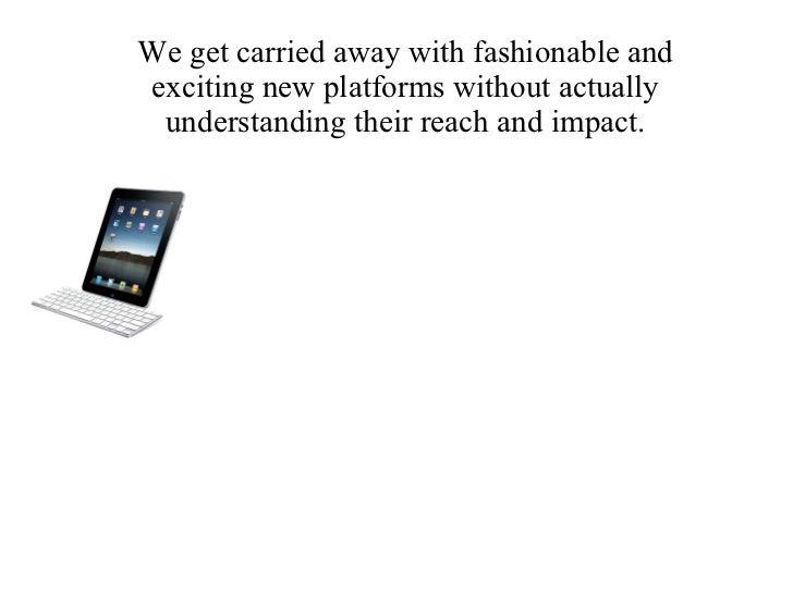 Fashion and Digital Trends Slide 3