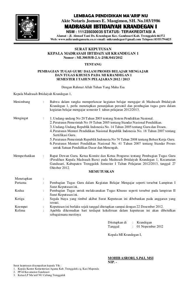 LEMBAGA PENDIDIKAN MA'ARIF NU                                     Akte Notaris Joenoes E. Maogimon, SH. No.103/1986       ...
