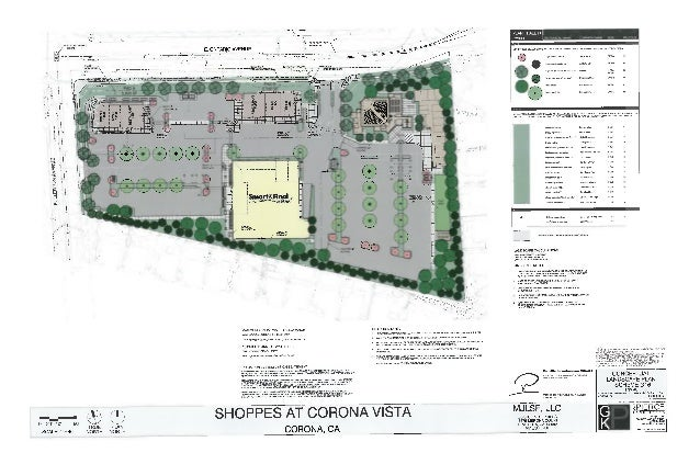 Shoppes at Corona Vista Presentation from the Sept. 2 Infrastructure Committee Meeting