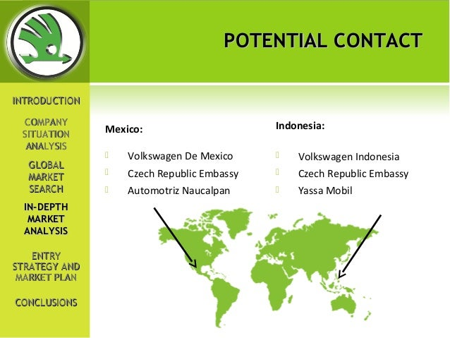 market and strategy analysis of skoda 1collaborations with automobile entities to penetrate deeper in the market through distribution and servicing network 2 augmenting automobile market can be beneficial for skoda 3augmenting manufacturing capabilities to produce more cars 4 cheaper variants and hybrid cars can help skoda increase its market reach threats 1.