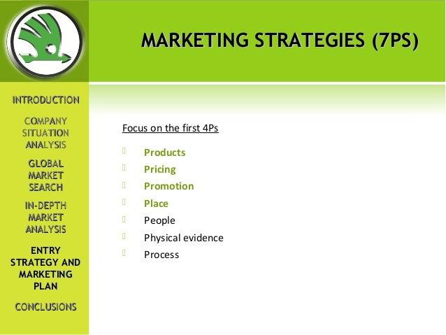 skoda marketing strategy