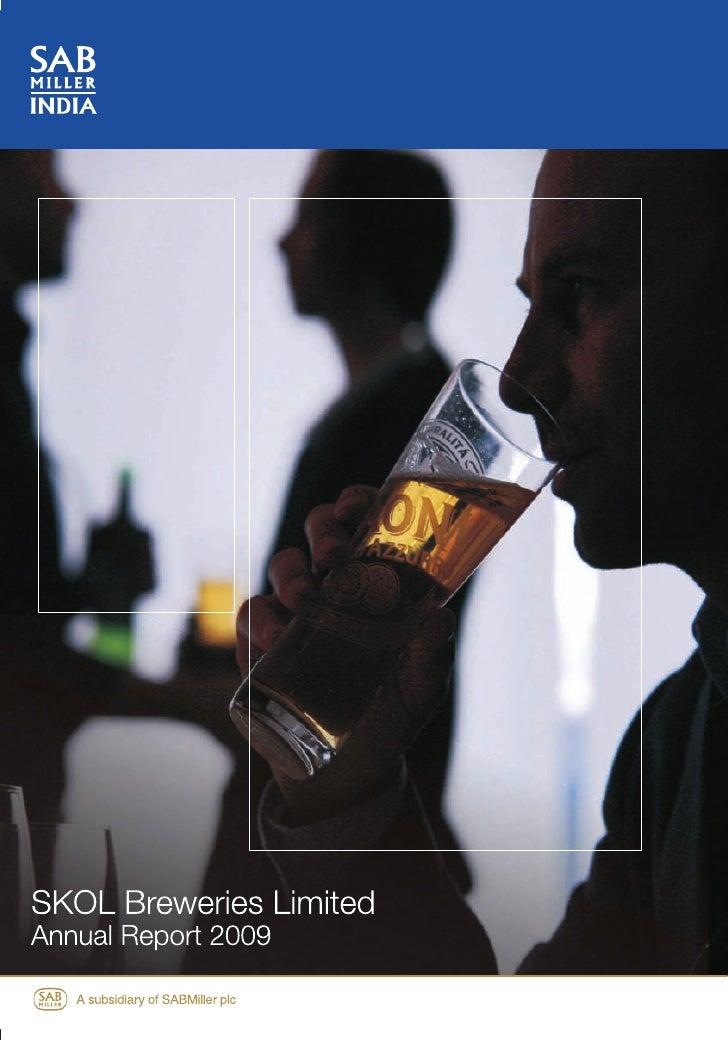 SKOL Breweries Limited   Board of Directors                                     Audit Committee Mr. Ari Mervis - Chairman ...